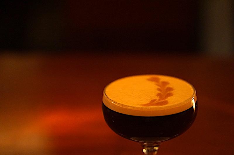 Coffee Cocktail Blueprint New York