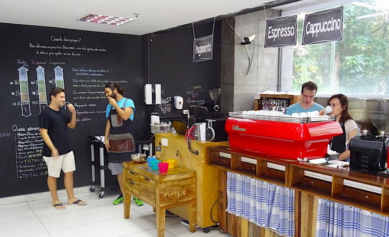 coffee guide rio de janeiro curto cafe