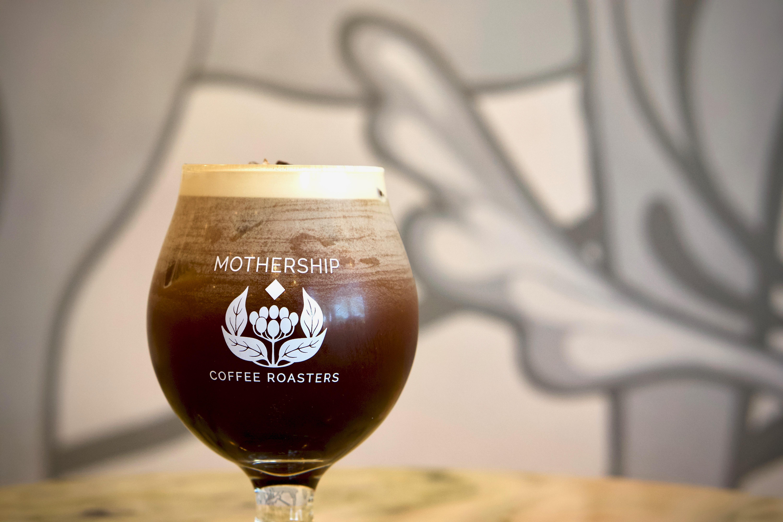 Kaffee Nitro Cold Brew Autor