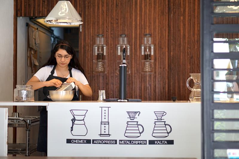 Mexiko City Coffee Guide Kaffee Reportage Autor