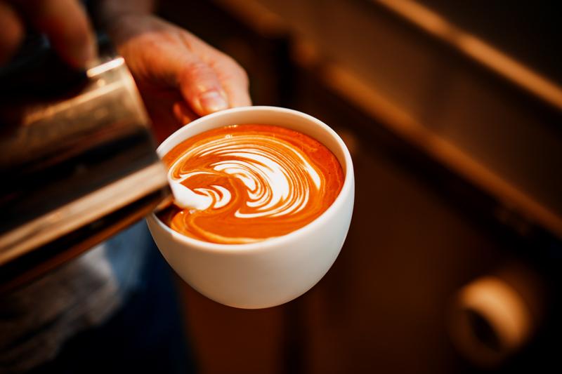 kaffee espresso latte art autor