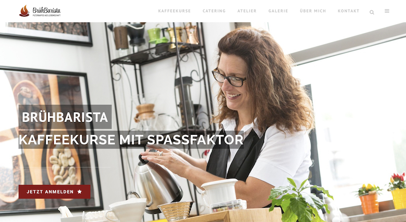 BruehBarista Heike Szelinski